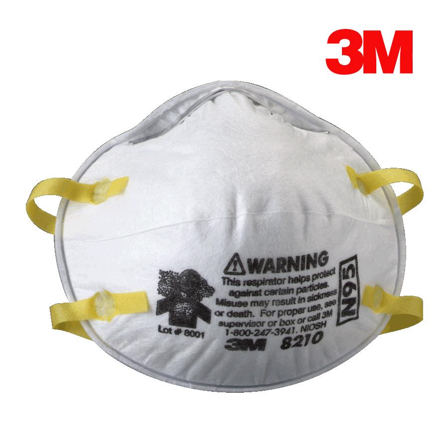 3m haze mask