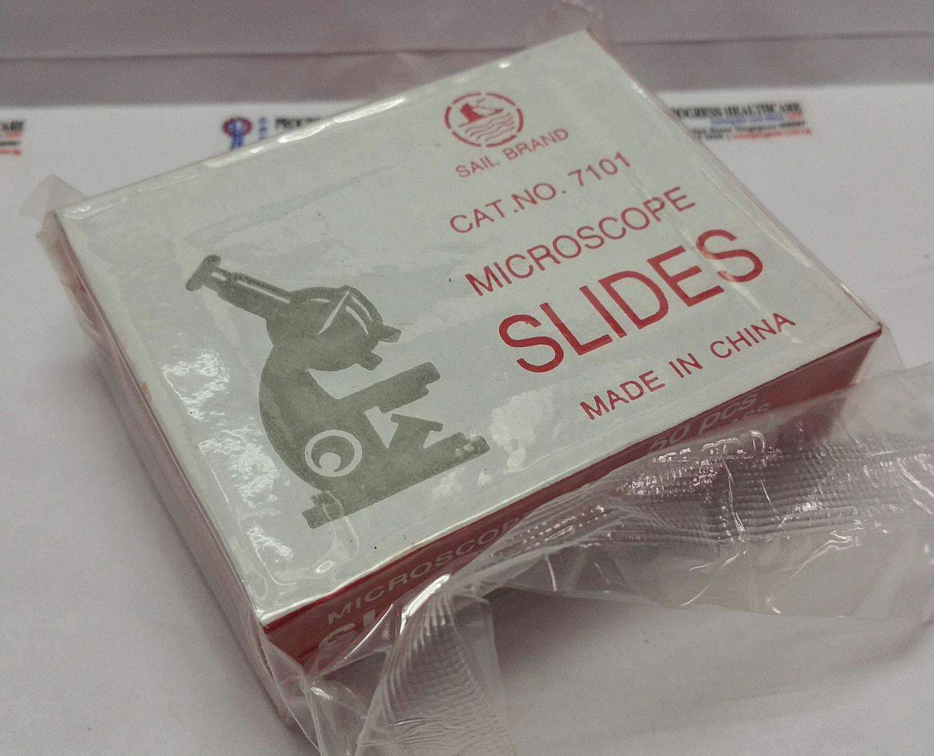 7101 Microscope Slides