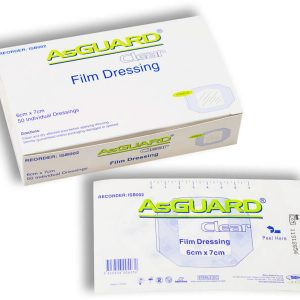 ASGUARD ISB003 CLEAR FILM DRESSING