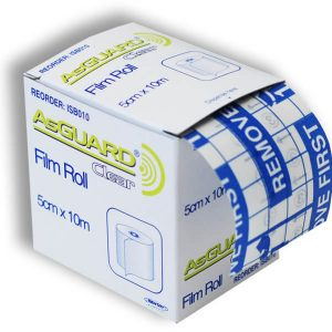 Asguard ISB010 CLEAR FILM ROLL