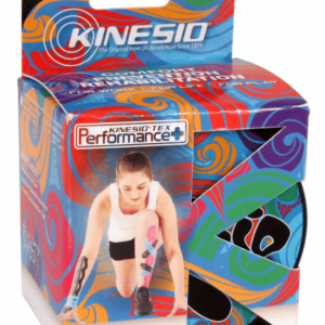 Kinesio Tex Performance+ Black