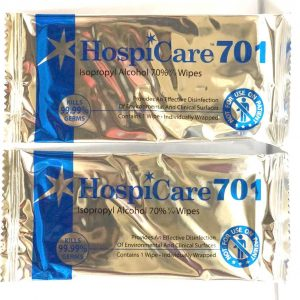 Hospicare 701 Alcohol Wipe